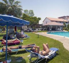 MATOULA BEACH HOTEL,                                                                                                                                                   Graikija, RHODES-IALYSOS/RODOS