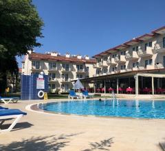 AYMES HOTEL,                                                                                                                                                   Turkija, Fetija