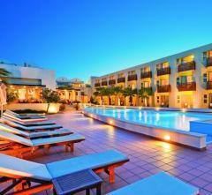 Santa Marina Plaza,                                                                                                                                                   Graikija, Kreta