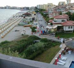 PRADO BEACH,  Bulgarija, Saulėtas krantas