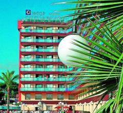 H.TOP CALELLA PALACE,  Ispanija, Kosta Brava (Barselonos pakrantė)