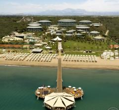 CALISTA LUXURY RESORT,  				Turkija, Belekas