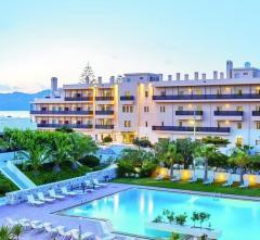 Santa Marina Beach,  Graikija: Kreta
