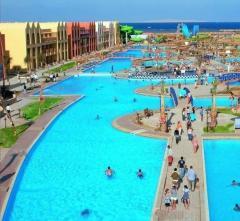 TITANIC BEACH SPA & AQUA PARK,  Egiptas, Hurgada