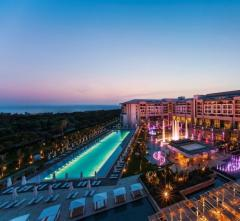 REGNUM CARYA GOLF & SPA RESORT,  				Turkija, Antalija