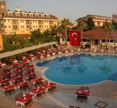 SEKER RESORT,  Turkija, Kemeras