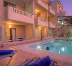 ESPERIA BEACH HOTEL APARTMENTS,  Graikija: Kreta