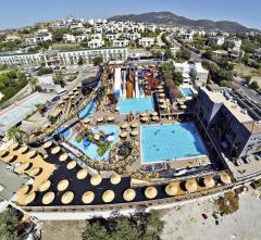 CACTUS MIRAGE FAMILY CLUB,  Turkija, Bodrumas