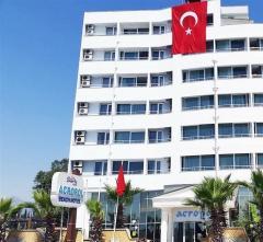 ACROPOL BEACH HOTEL,                                                                                                                                                   Turkija, Antalija