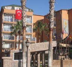 CLUB TESS HOTEL,  Turkija, Alanija