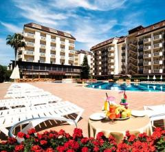 TITAN GARDEN HOTEL,  Turkija, Alanija