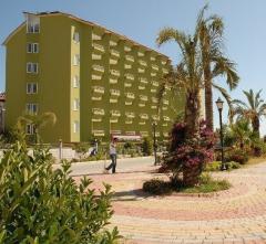 SUN STAR BEACH HOTEL,  Turkija, Alanija