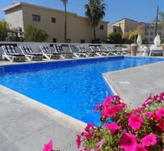 THE PALMS HOTEL APTS,  Kipras