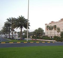 CORAL BEACH RESORT SHARJAH,  Dubajus