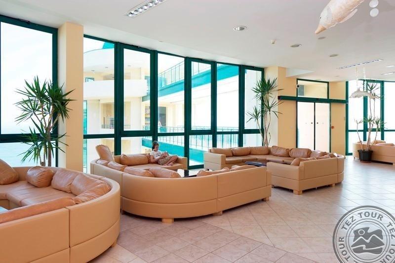 Viešbučio PARADISE BEACH ST. VLAS 4* nuotrauka