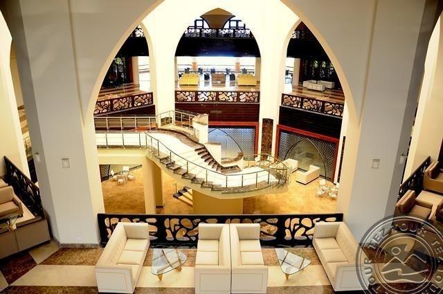 Viešbučio JASMINE PALACE HURGHADA nuotrauka