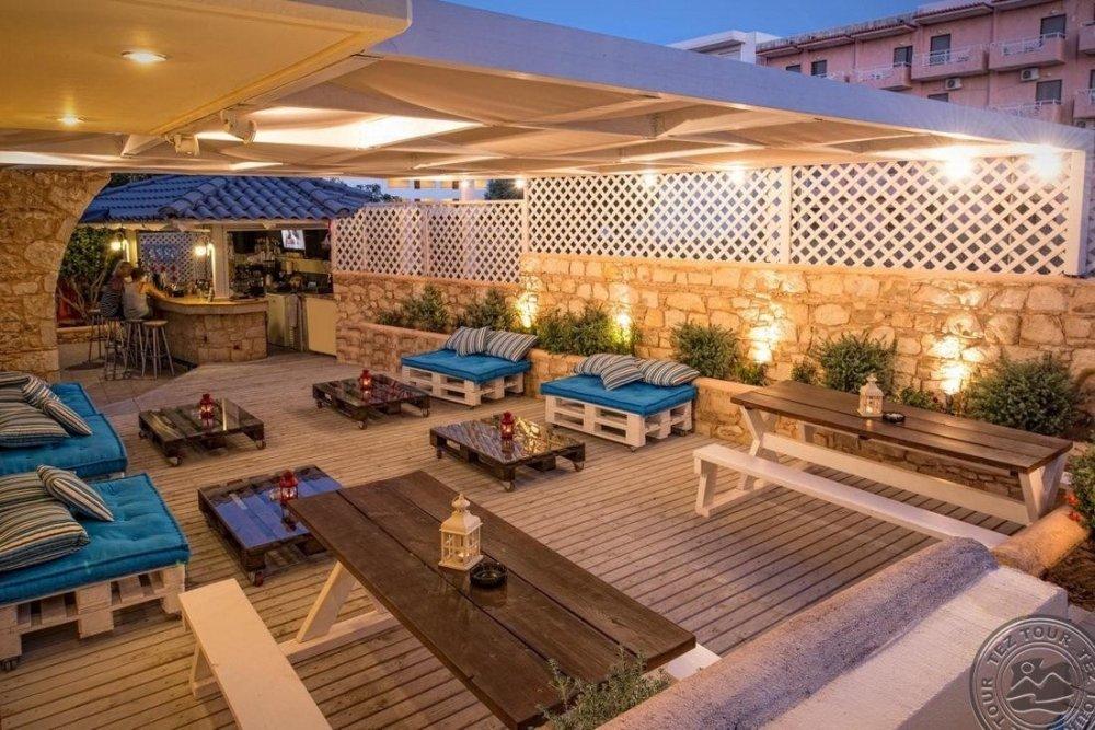 Viešbučio MANOS MARIA HOTEL & APARTMENTS nuotrauka