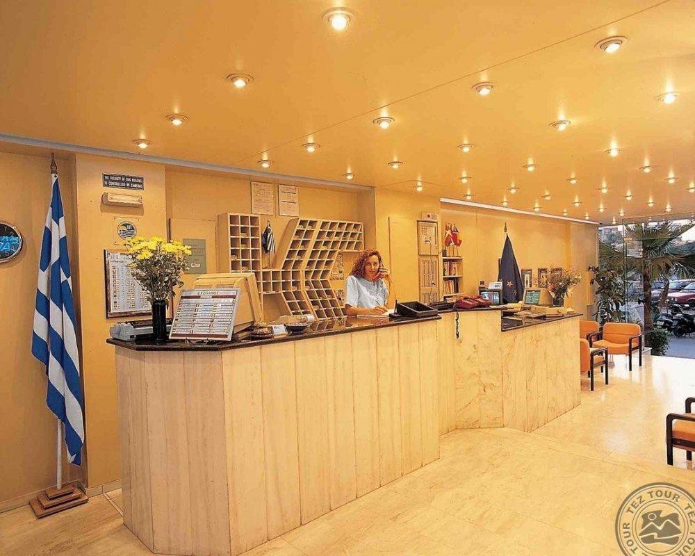 KASSAVETIS CENTER STUDIOS & HOTEL APARTMENTS