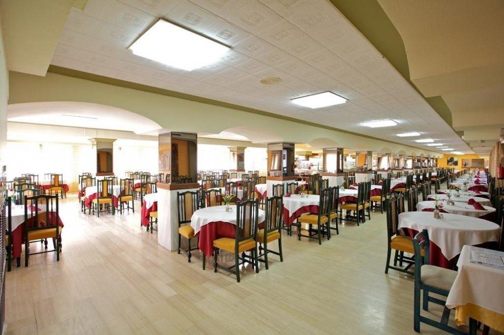 Hotel Seramar Luna-Luna Park