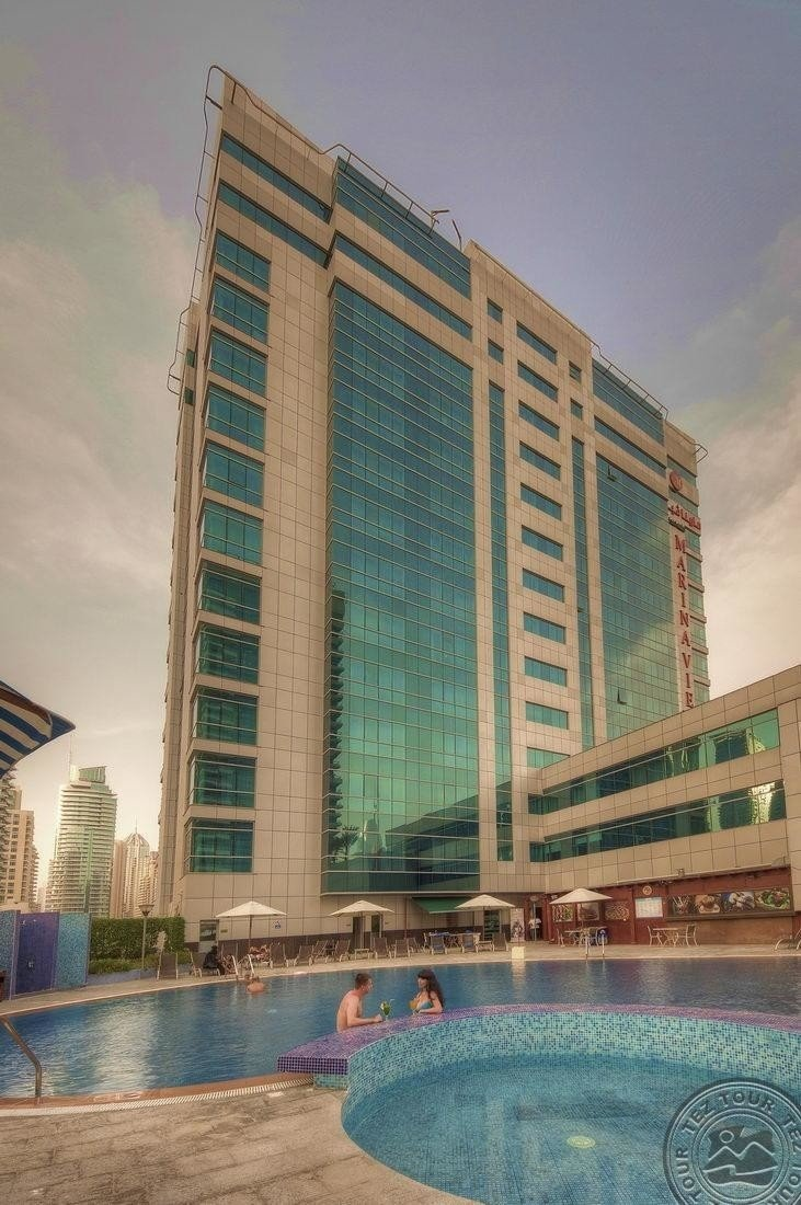 MARINA VIEW DELUXE HOTEL APARTMENTS