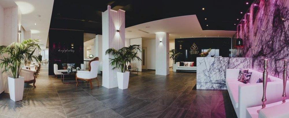 The Ciao Stelio Deluxe Hotel