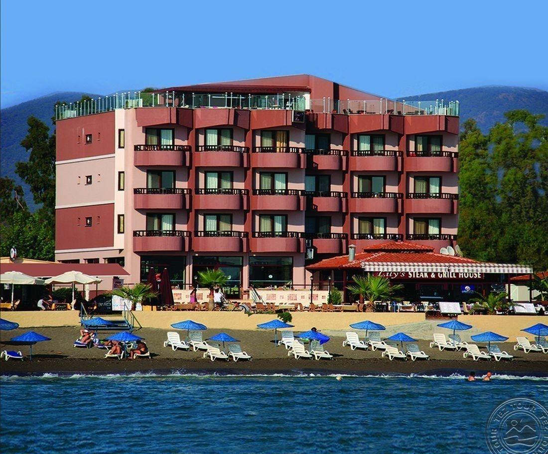 Viešbučio MENDOS HOTEL nuotrauka