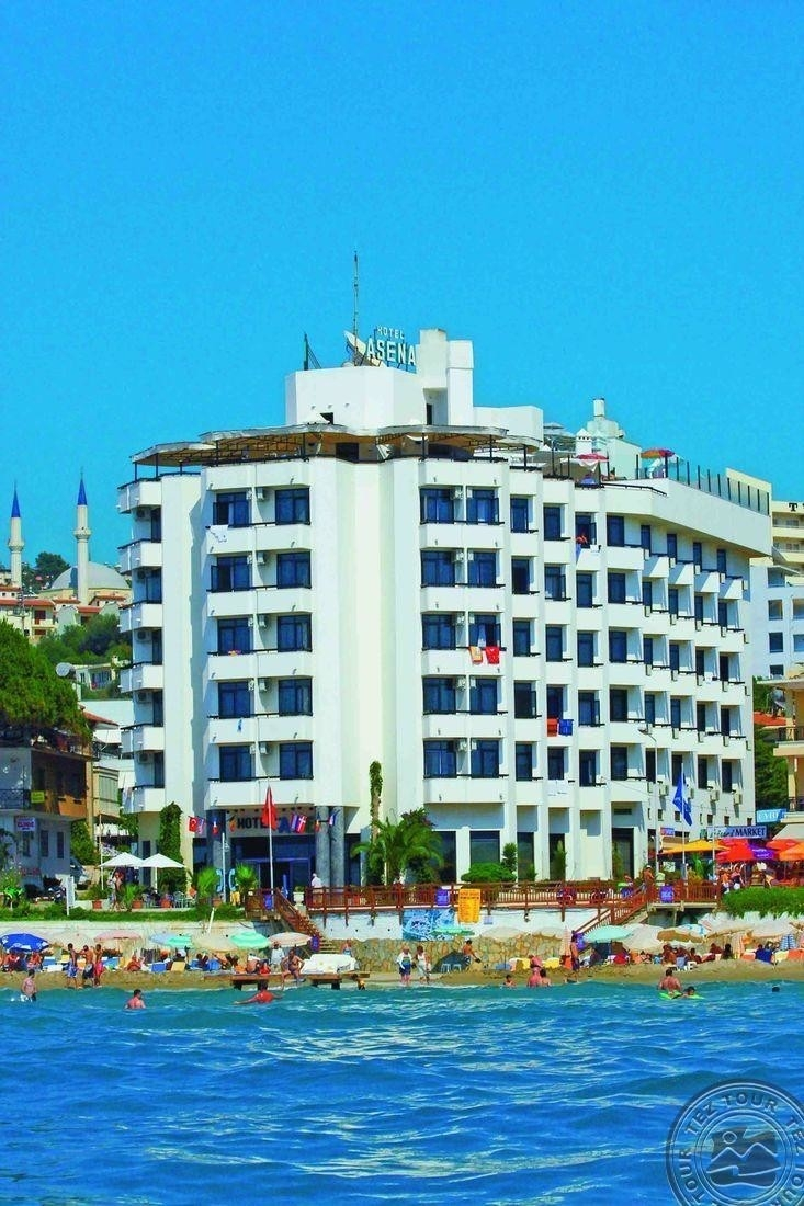 Viešbučio ASENA BEACH HOTEL nuotrauka