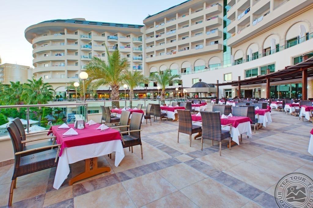 Saphir Resort And Spa Viesbutis