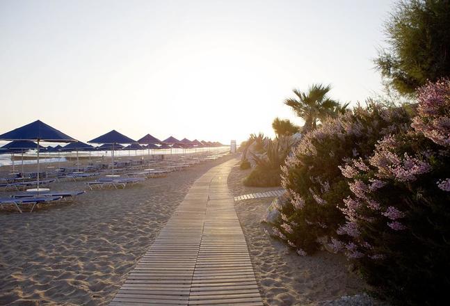 Viešbučio Aquila Rithymna Beach nuotrauka