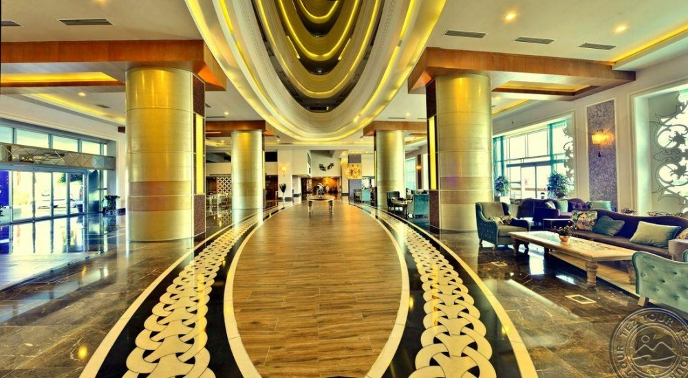 Viešbučio ORANGE COUNTY RESORT HOTEL ALANYA nuotrauka
