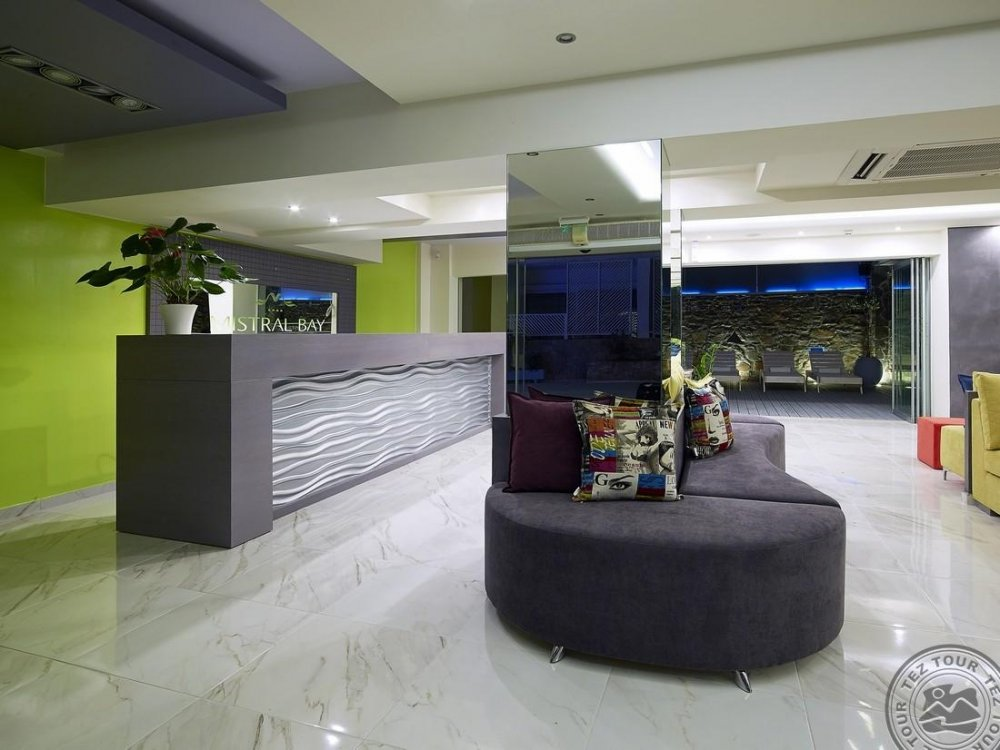 Viešbučio MISTRAL BAY HOTEL nuotrauka