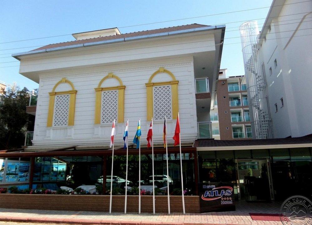 Viešbučio KLEOPATRA ATLAS HOTEL nuotrauka