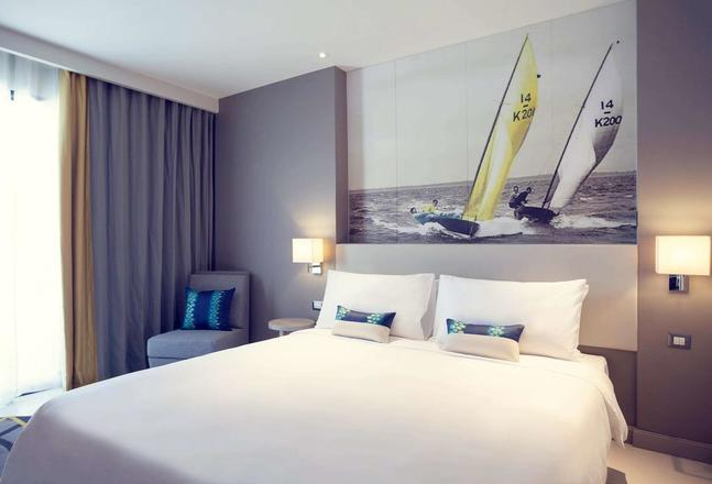 MERCURE PATTAYA OCEAN RESORT 4*
