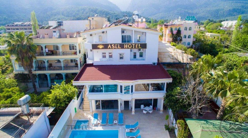 Viešbučio ASEL HOTEL nuotrauka