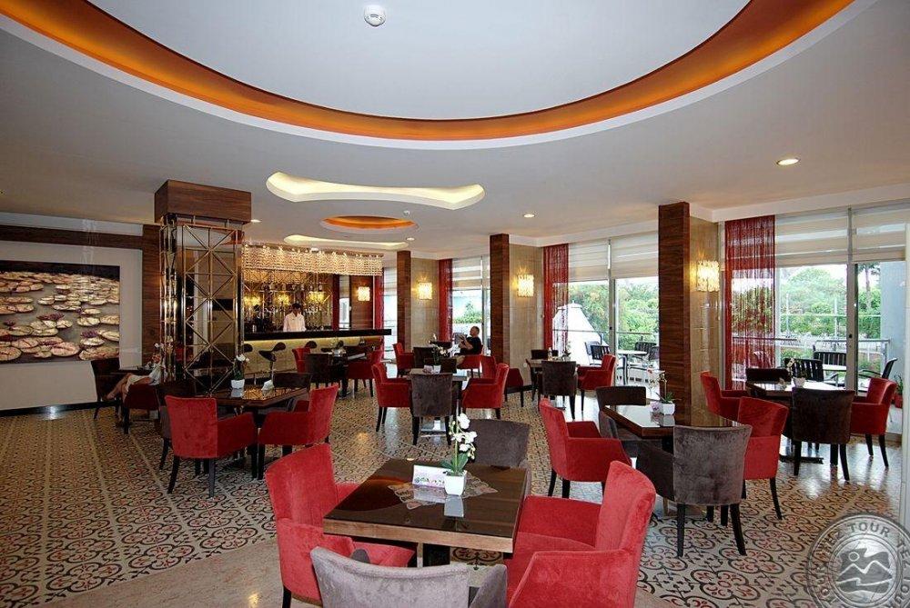 Viešbučio GRAND OKAN HOTEL nuotrauka