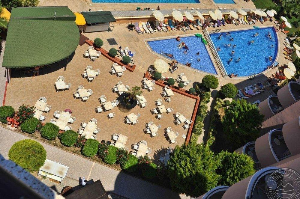 Viešbučio GRAND UYSAL HOTEL nuotrauka