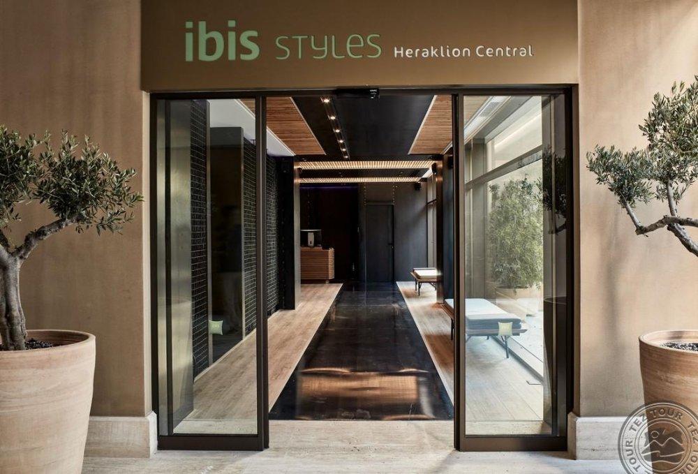 IBIS STYLES HERAKLION CENTER