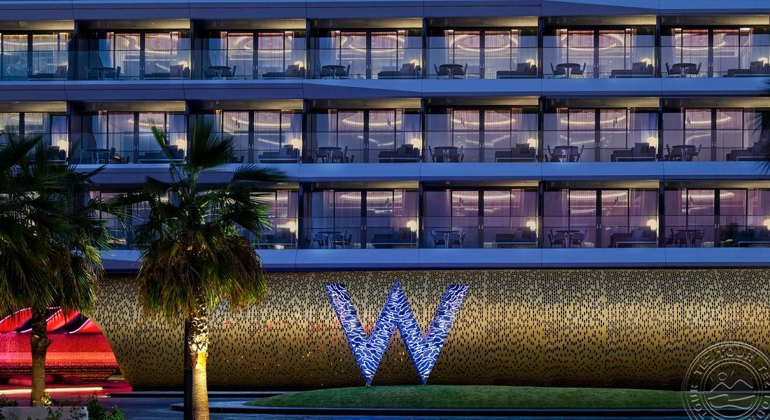 W DUBAI THE PALM