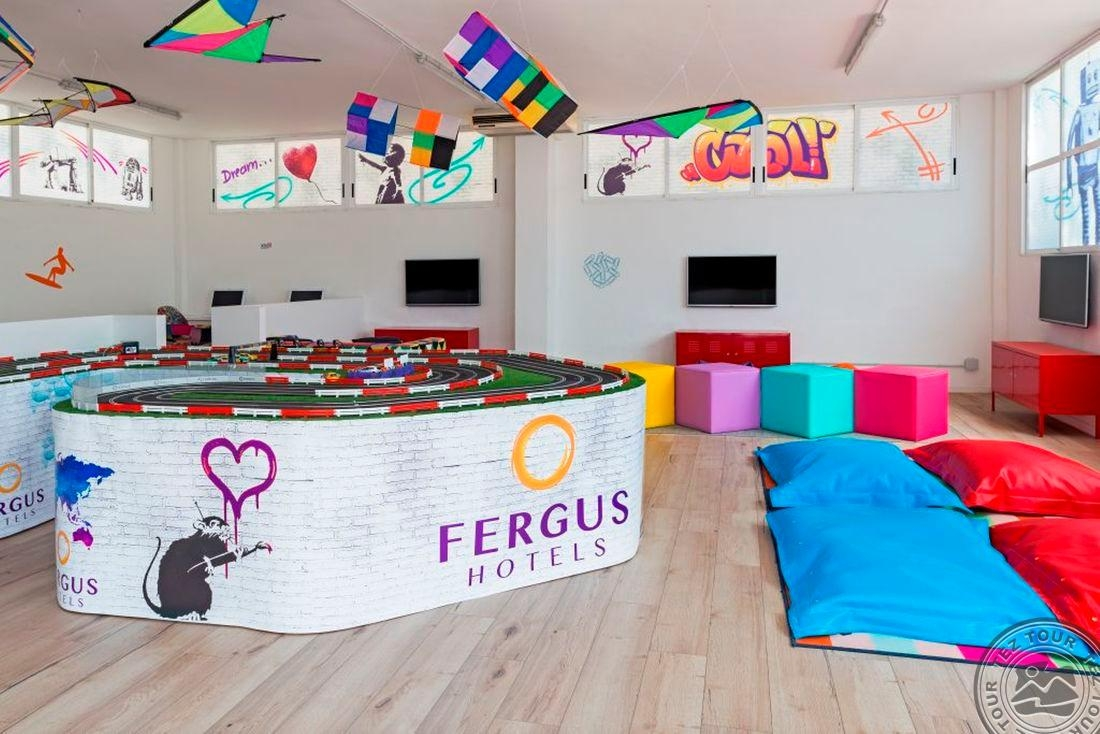 FERGUS CLUB EUROPA
