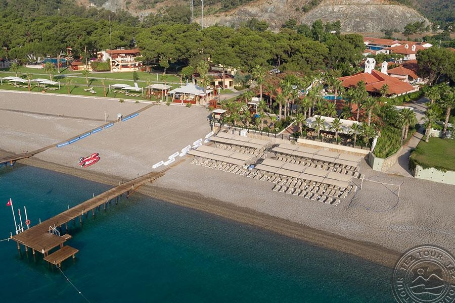CLUB AKMAN BEACH HOTEL