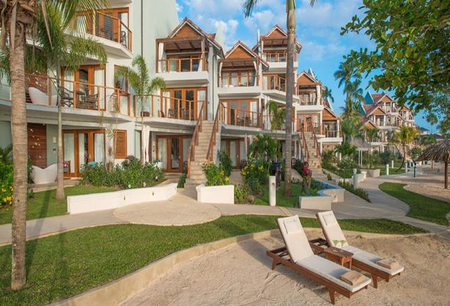 SANDALS NEGRIL BEACH AND SPA 4+*