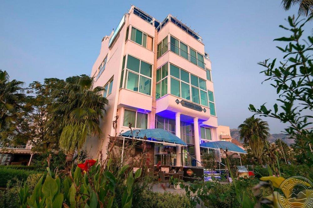 OLIMPOS BEACH HOTEL BY RRH&R