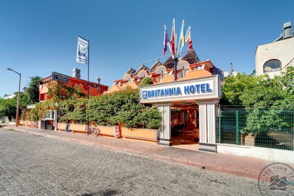 Viešbučio BRITANNIA HOTEL&VILLAS nuotrauka