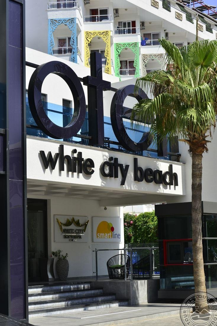 WHITE CITY BEACH HOTEL