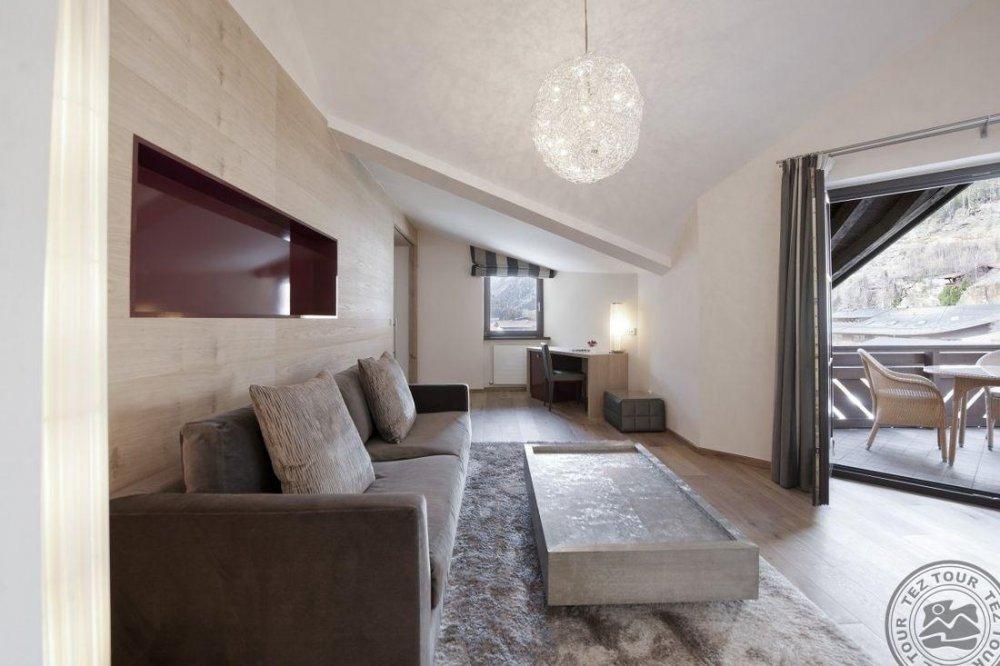 DAS CENTRAL - ALPINE. LUXURY. LIFE HOTEL (SOELDEN)