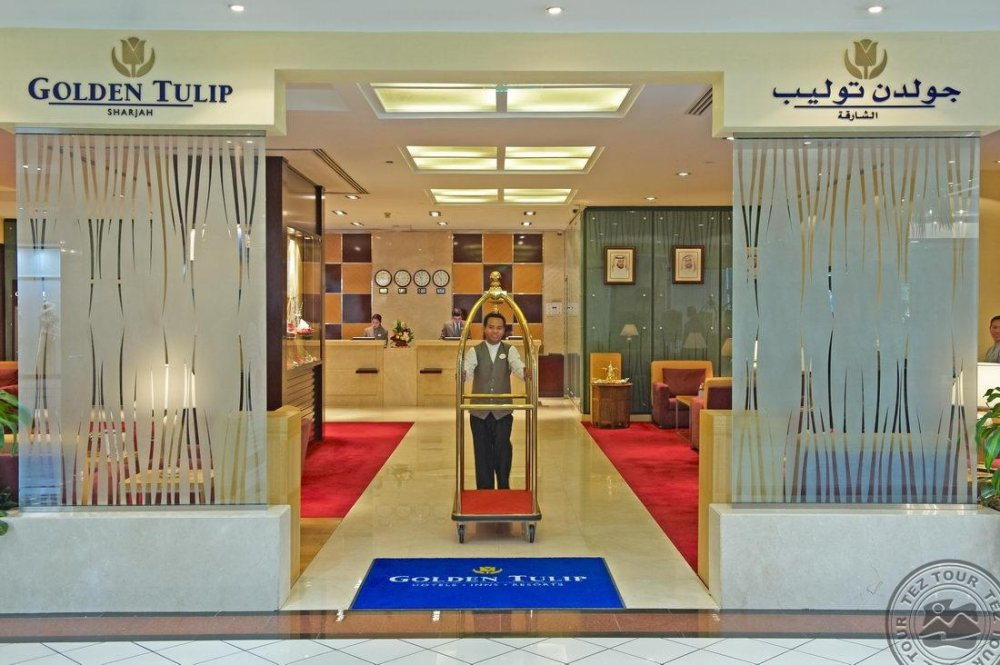 GOLDEN TULIP SHARJAH HOTEL APARTMENTS