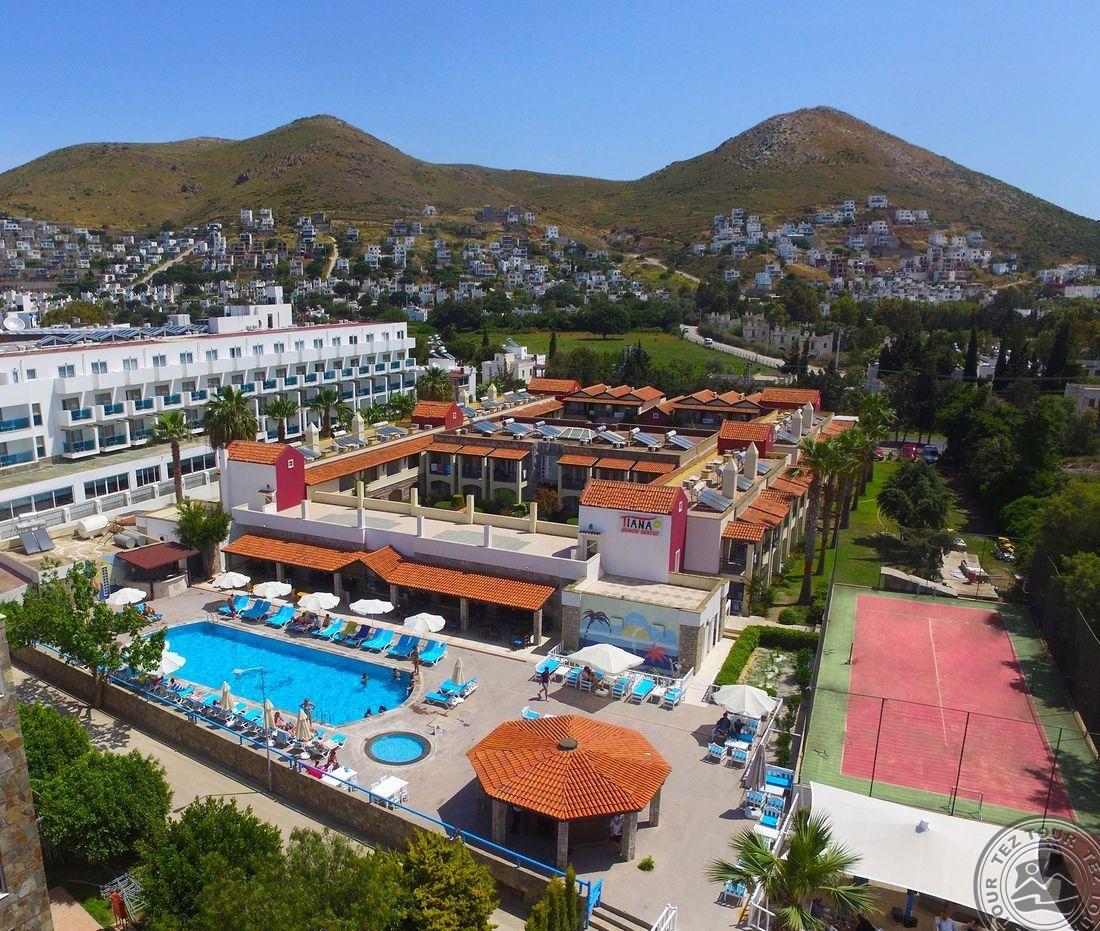 TIANA BEACH HOTEL