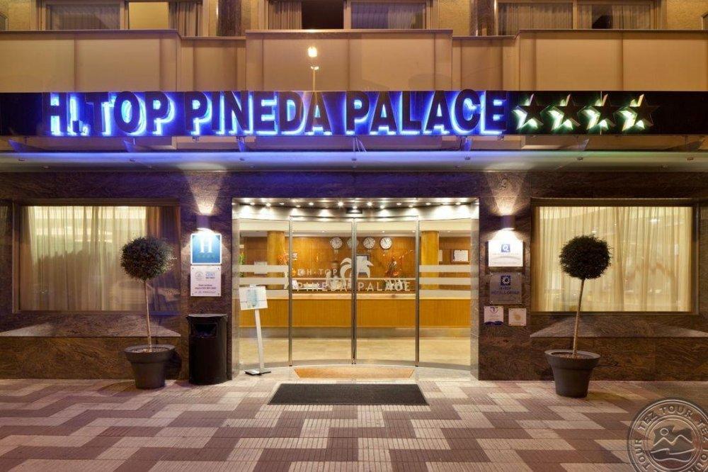 H.TOP PINEDA PALACE MARESME