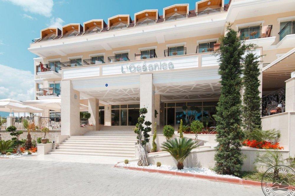 L`OCEANICA BEACH RESORT HOTEL
