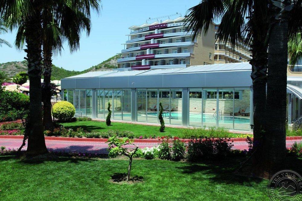Viešbučio BEACH CLUB DOGANAY nuotrauka